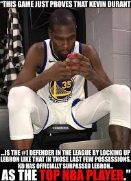 Kevin Durant Memes - nba memes kevin durant tweeting from his burner account