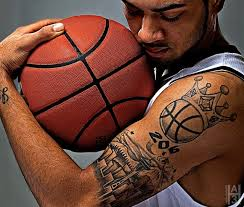 basketball sleeve chest design idea for and
