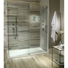 store modern bathroom the best prices for kitchen bath and mti mtsb ss6636hd shower base 66