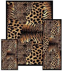 amazon com furnishmyplace southwestern safari animal tiger skin