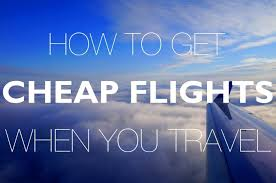 travel flights images How to get cheap flights when you travel jpg
