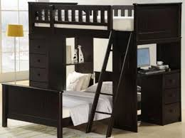 Twin Size Loft Bed With Desk by Bed With Desk And Drawers Murphy Bed Desk Combo Costco Loft