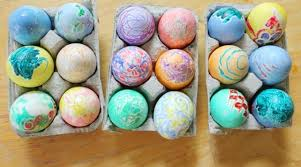 Decorating Easter Eggs With Rice And Food Coloring by 30 Best Easter Egg Decorating Ideas U2022 The Celebration Shoppe