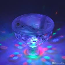 glow show 2017 new underwater led light disco lighting mode glow show garden