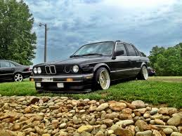 bmw e30 stanced clean slammed e30 bmw 325 with extras and receipts r3vlimited