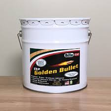 the golden bullet adhesive unlimited moisture warranty the