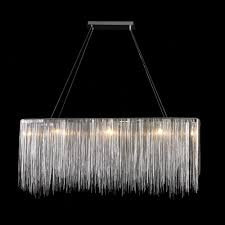 Metal Chain Chandelier Awesome Chain Chandelier 19 Small Home Decoration Ideas With Chain