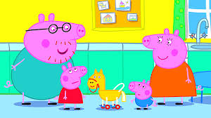 learn colors with peppa pig coloring pages for kids peppa