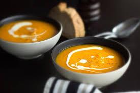 cuisine potimarron velouté de potimarron sans recette au thermomix