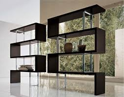 Bookcases With Glass Modern Bookcases With Glass Doors Modern Bookcase For Living