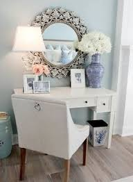 Shabby Chic Vanity Table by Amy Antoinette Beauty Blog Shabby Chic Dressing Table