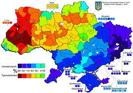Map Ukraine Mapping The Conflict In The Ukraine