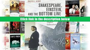 read online shakespeare einstein and the bottom line the