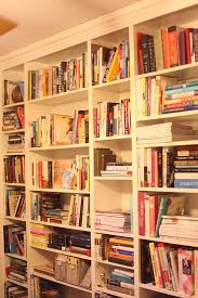 Ikea Book Shelves by Diy Ikea Billy Bookcase Built In Bookshelves Part 2 Run To Radiance