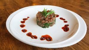 fusion cuisine ช มไข หอยเม น ส งตรงจากตลาดซ ก จ มาถ งร านท งเป น maruichi