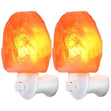 amazon com tomcare salt lamp himalayan salt light glow hand