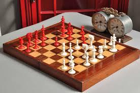 Calvert Luxury Homes by The Calvert Bone Luxury Chess Set Board U0026 Box Combination 3 25