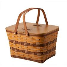 best picnic basket longaberger picnic basket duck walk
