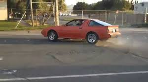 mitsubishi starion ls swap friday sideshowin starion conquest ls1 vette and maro youtube