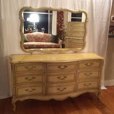 makeup dressers dressers provincial 9 drawer dresser best vintage style