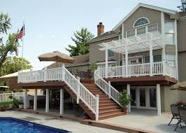 Pergola And Decking Designs by Pergola U0027s Make A Great Addition To Any Raleigh Deck Or Patio