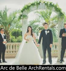 wedding arches san diego arc de wedding arch and canopy rental