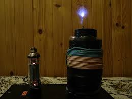 tesla coil small vacuum tube tesla coil vttc jozef bogin jr