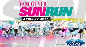 sun run 2017 vancouver sun run sportswave ca