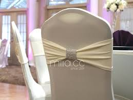 spandex chair bands wedding spandex chair band with diamond buckle spandex chair cover
