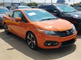 used 2014 honda civic si for sale carmax