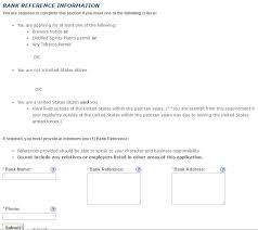 how to complete the owner officer information questionnaire for a