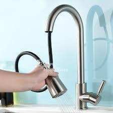 brass kitchen faucet brass kitchen faucet brass pull out spray centerset gooseneck