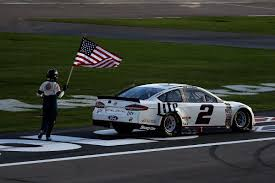 Images Of Racing Flags Nascar Mailbag Why Brad Keselowski Dropping The American Flag Is
