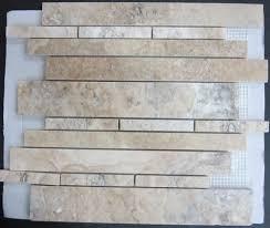 Best Tile Images On Pinterest Tile Flooring Homes And Wall Tile - Travertine mosaic tile backsplash