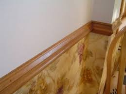 Where To Nail Chair Rail How To Install Chair Rail Molding Installing Chair Rail Molding
