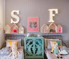 chambre vintage fille déco chambre jumelles fille room rooms
