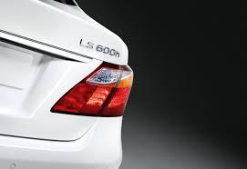 lexus ls trunk space frankfurt 2009 2010 lexus ls 600h gets a refresh the torque report
