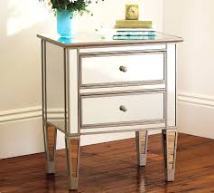 Nightstands With Mirrored Drawers Dressers Mirrored Nightstands And Dressers Cheap Mirrored