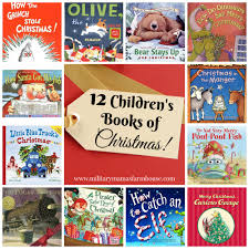 12 children u0027s books of christmas military mama u0027s farmhouse