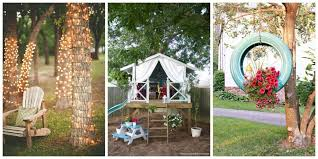 Garden Decorating Ideas Pleasing 54 Diy Backyard Design Ideas Diy Backyard Decor Tips
