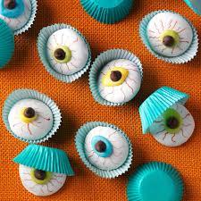 eyeball cookies recipe taste of home