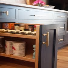 what color hardware for navy cabinets diy the kitchen trends home bunch interior design