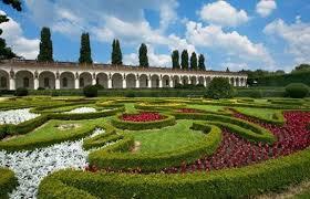 czech republic kroměříž gardens