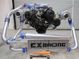 mustang 5 0 turbo kit cxr fmic turbo intercooler kit for 79 93 fox ford