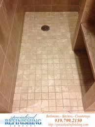 in need of shower tile repair specialized refinishing co
