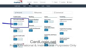 capital one business credit card login capital one spark classic spark classic business credit card