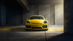porsche cayman orange porsche cayman gt4 front view wallpaper 47784 1920x1080 px
