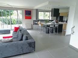 cuisine effet beton carrelage gris clair carrelage gris clair effet beton tbb