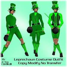leprechaun costume second marketplace me you costume leprechaun costume