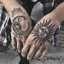 sun moon moon and tatting